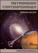 Book Cover: Astronomía Contemporánea