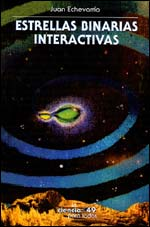 Book Cover: Estrellas binarias interactivas