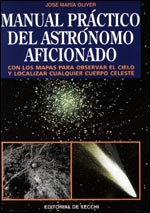 Book Cover: Manual Práctico Del Astrónomo Aficionado